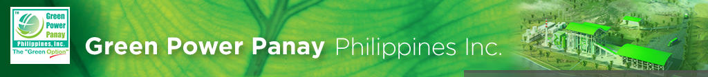 Green Power Panay Philippines Inc. is a Philippine Company that develops BIOMASS grid connected, decentralized, renewable energy power plants utilizing sustainable biomass resources such as agricultural crop and food processing wastes.